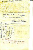 092B JUBILEE BUCKS Letter W