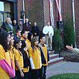 112  The High School Choir